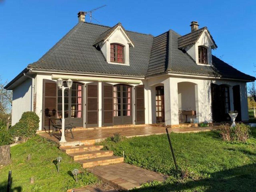 Achat maison 4chambres 119m² - Saint-Georges-sur-Baulche