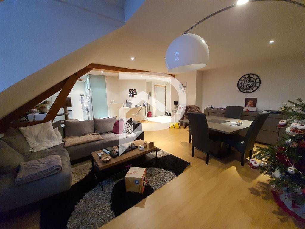 Achat appartement 4pièces 75m² - Morteau