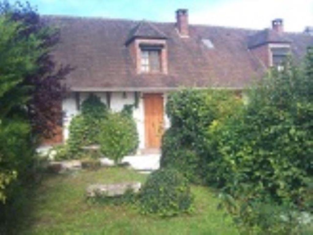 Achat maison 4chambres 113m² - Villeneuve-sur-Yonne