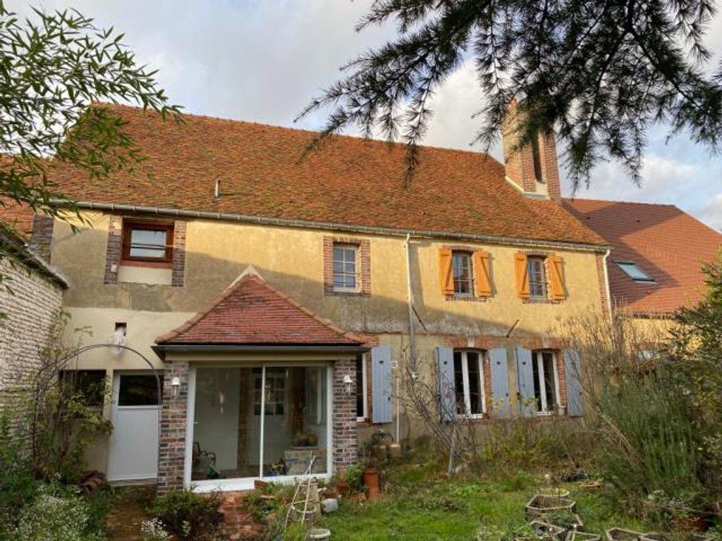 Achat maison 6chambres 130m² - Neuvy-Sautour