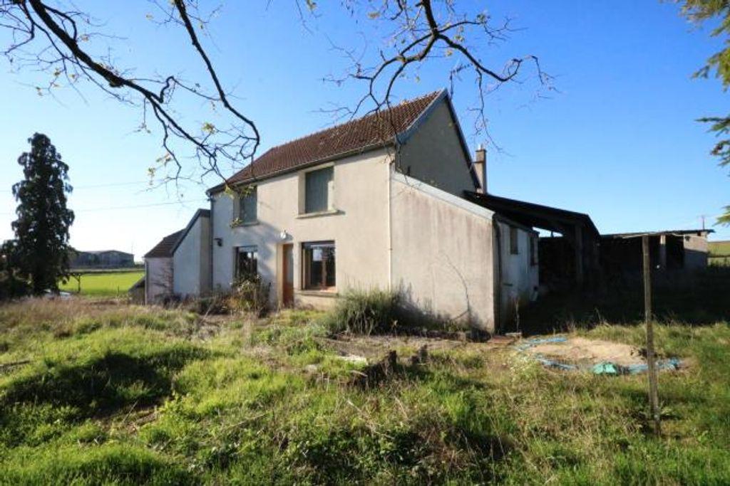 Achat maison 3chambres 126m² - Cruzy-le-Châtel