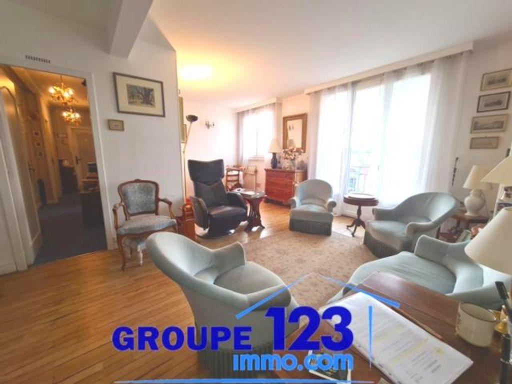 Achat appartement 4pièces 80m² - Auxerre