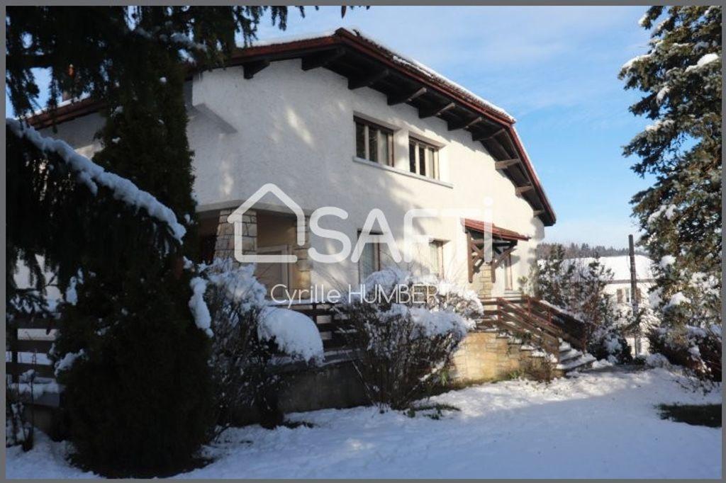 Achat maison 5chambres 170m² - Le Russey