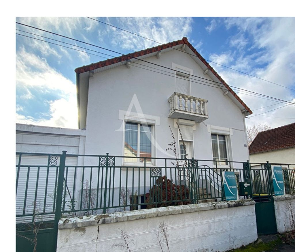 Achat maison 3chambres 105m² - Nevers