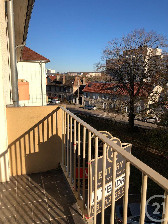 Achat appartement 3pièces 60m² - Besançon