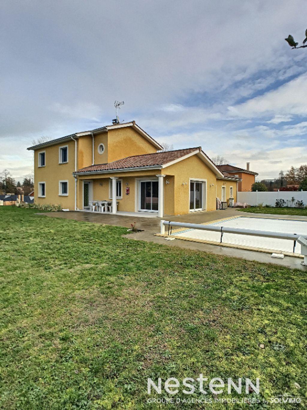 Achat maison 4chambres 155m² - Montmerle-sur-Saône
