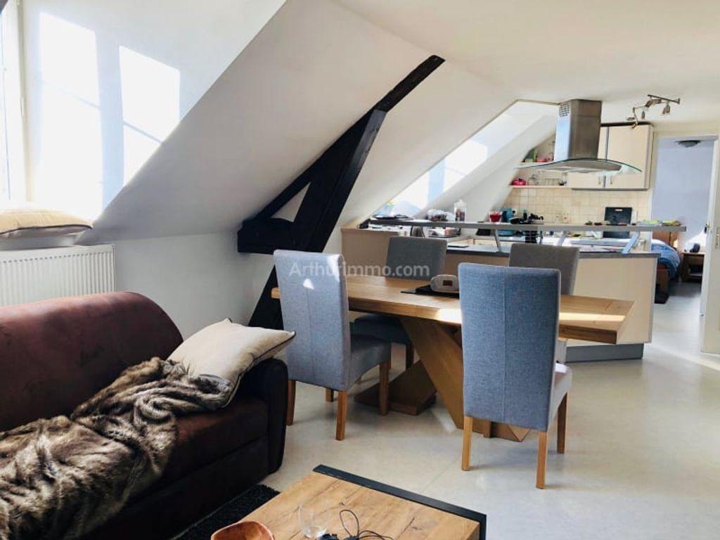 Achat duplex 3pièces 53m² - Morteau