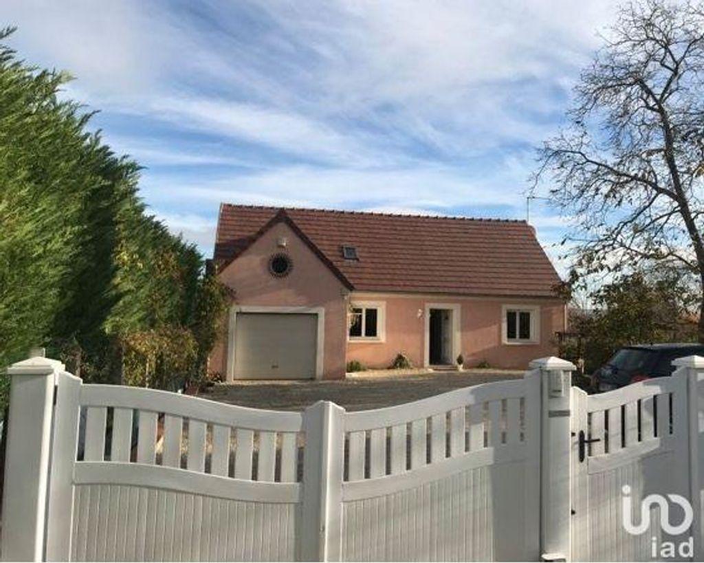 Achat maison 2chambres 117m² - Saint-Georges-sur-Baulche