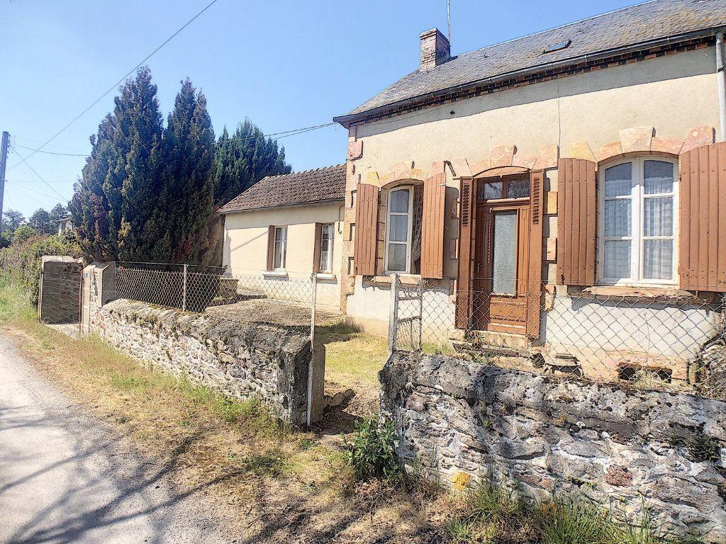Achat maison 2chambres 61m² - Vallon-en-Sully