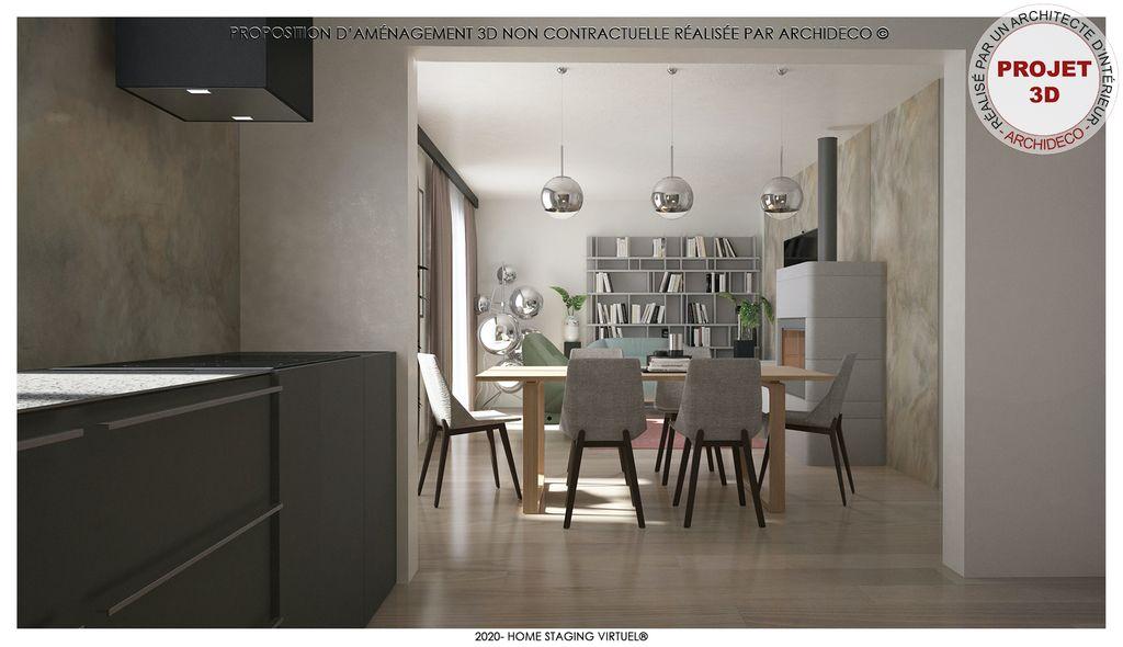 Achat maison 3chambres 96m² - Pontarlier