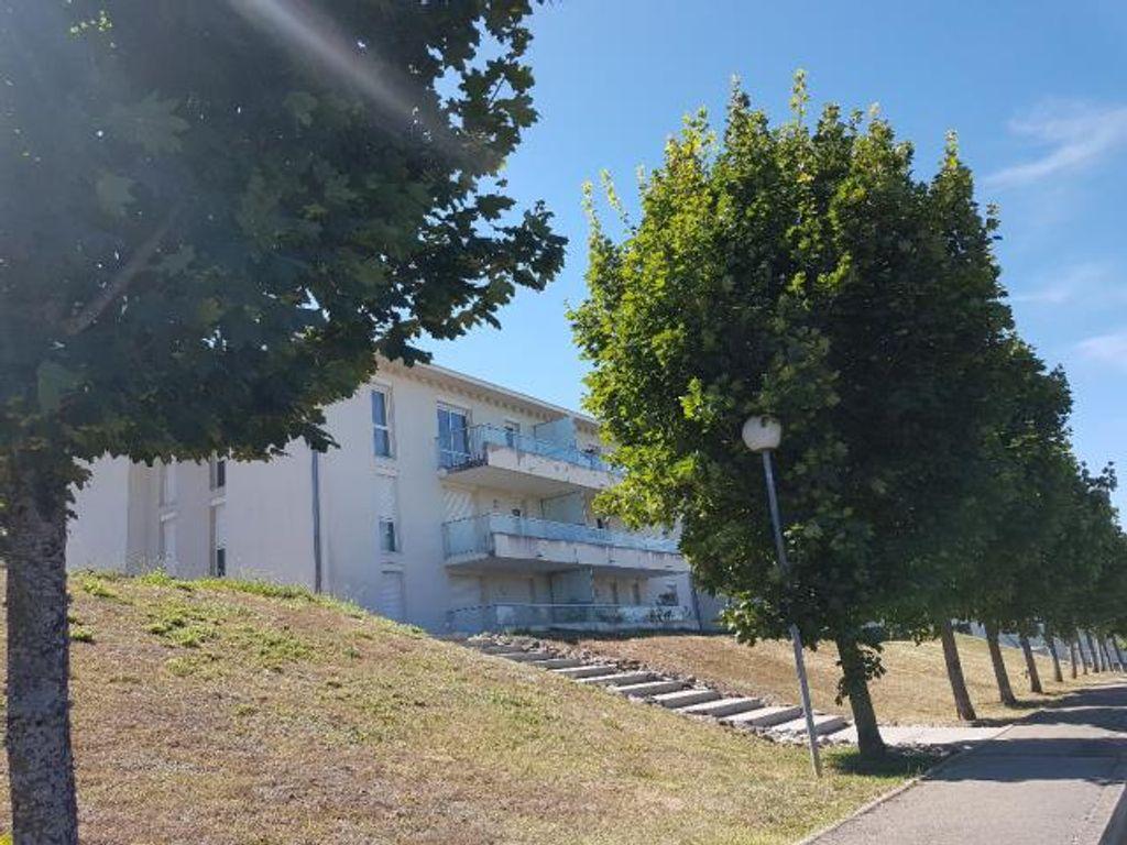 Achat appartement 3pièces 59m² - Besançon
