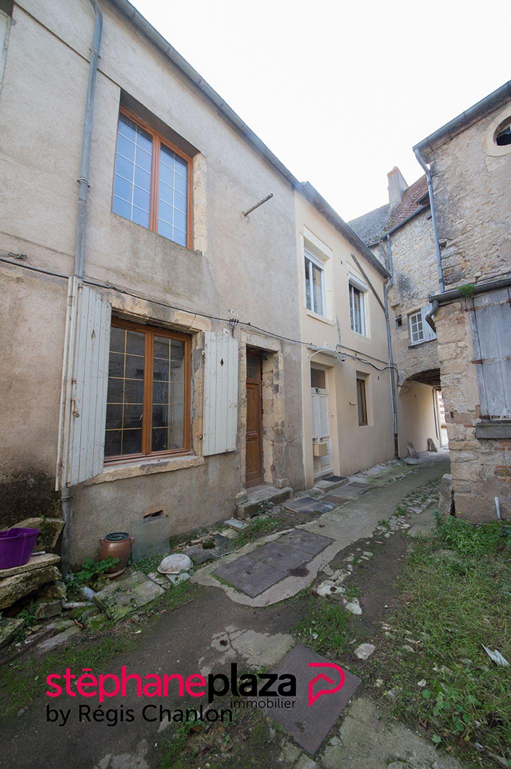 Achat maison 1chambre 50m² - Saint-Pierre-le-Moûtier
