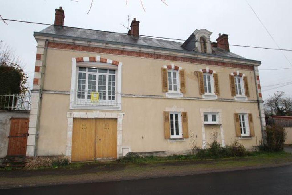 Achat maison 2chambres 155m² - Cossaye