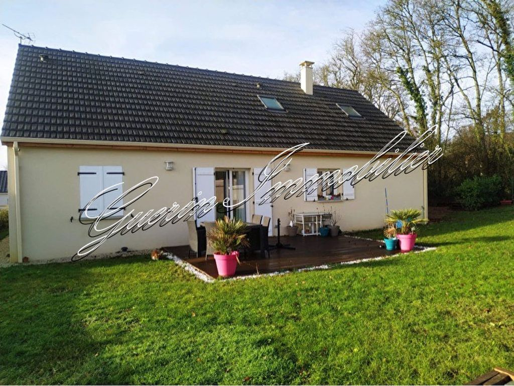 Achat maison 4chambres 140m² - Nevers