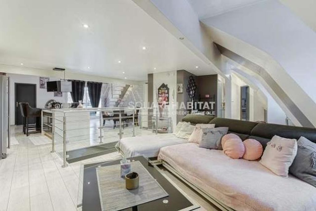 Achat appartement 5pièces 117m² - Pontarlier
