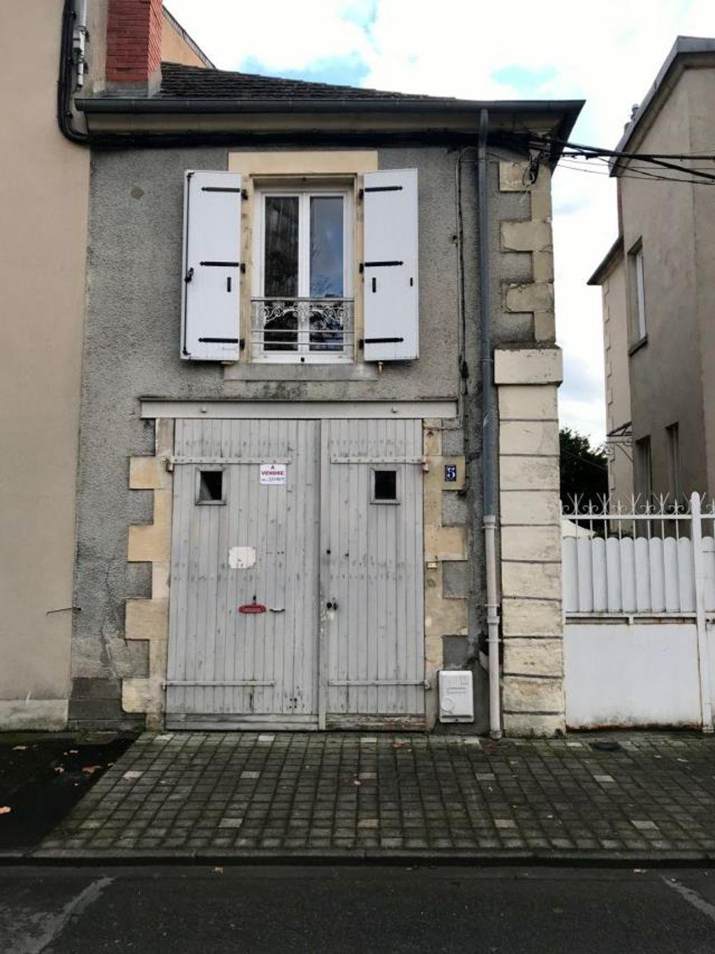 Achat maison 1chambre 95m² - Nevers