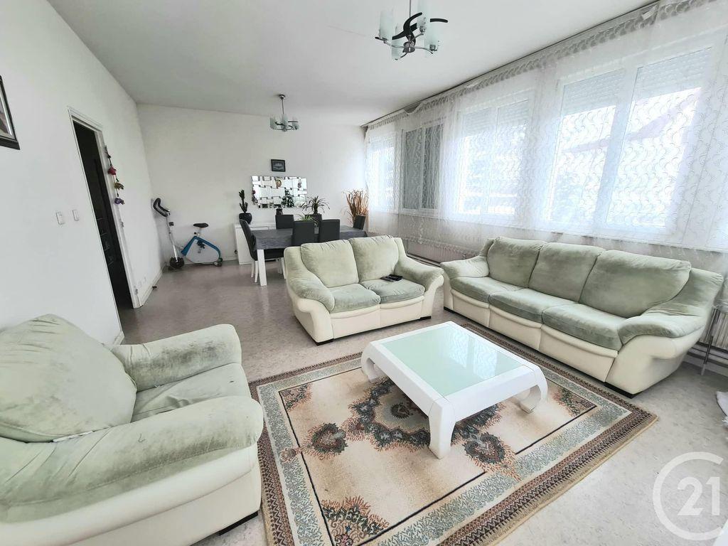 Achat appartement 4pièces 100m² - Villers-le-Lac