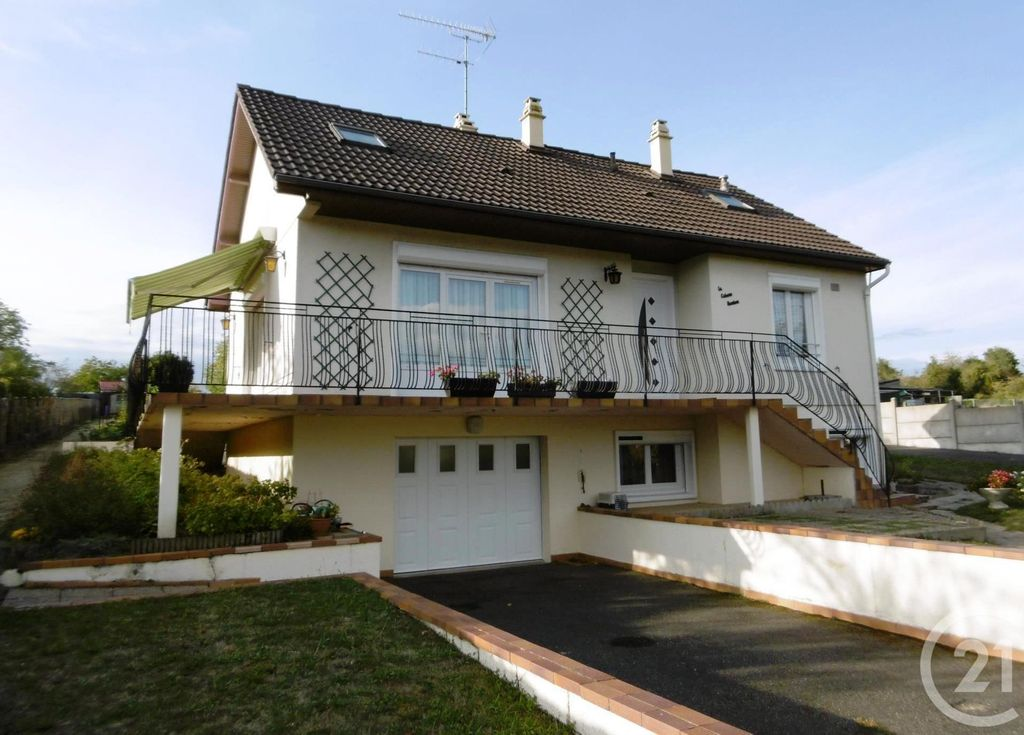 Achat maison 3chambres 90m² - Cosne-Cours-sur-Loire