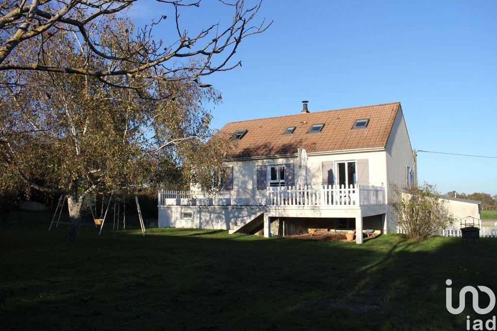 Achat maison 4chambres 197m² - Auxerre