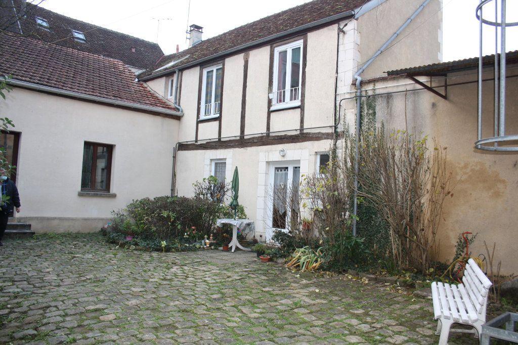 Achat maison 2chambres 486m² - Auxerre