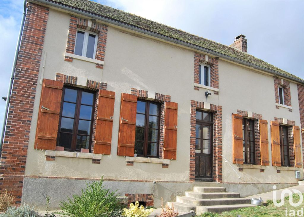 Achat maison 3chambres 140m² - Poilly-sur-Tholon