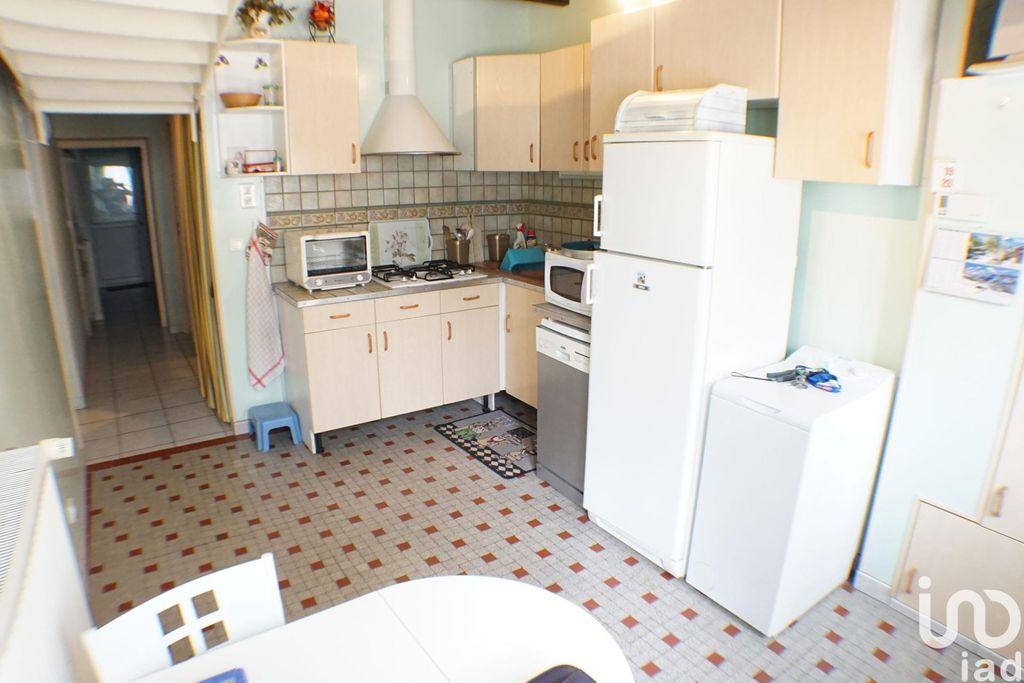 Achat maison 1chambre 52m² - Saint-Honoré-les-Bains