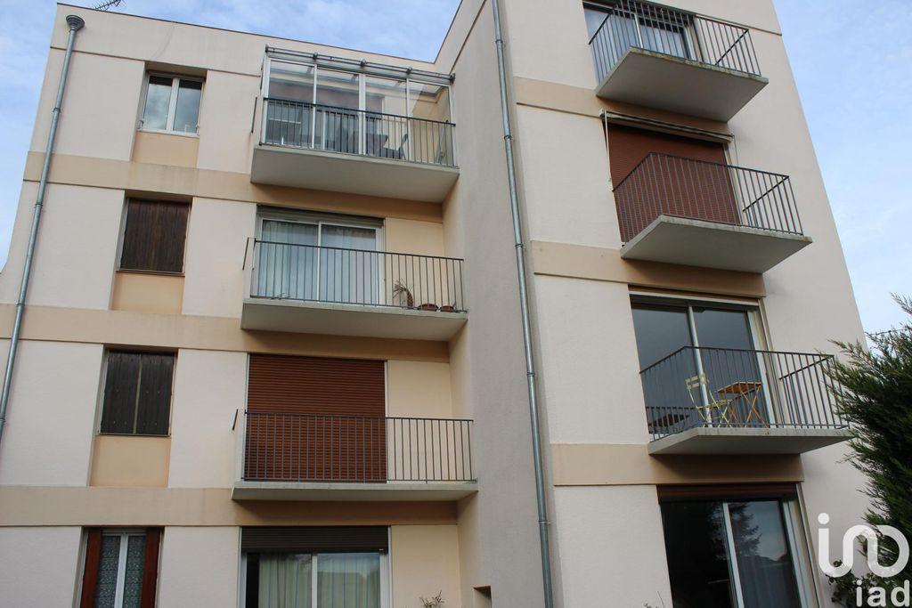 Achat appartement 2pièces 57m² - Nevers