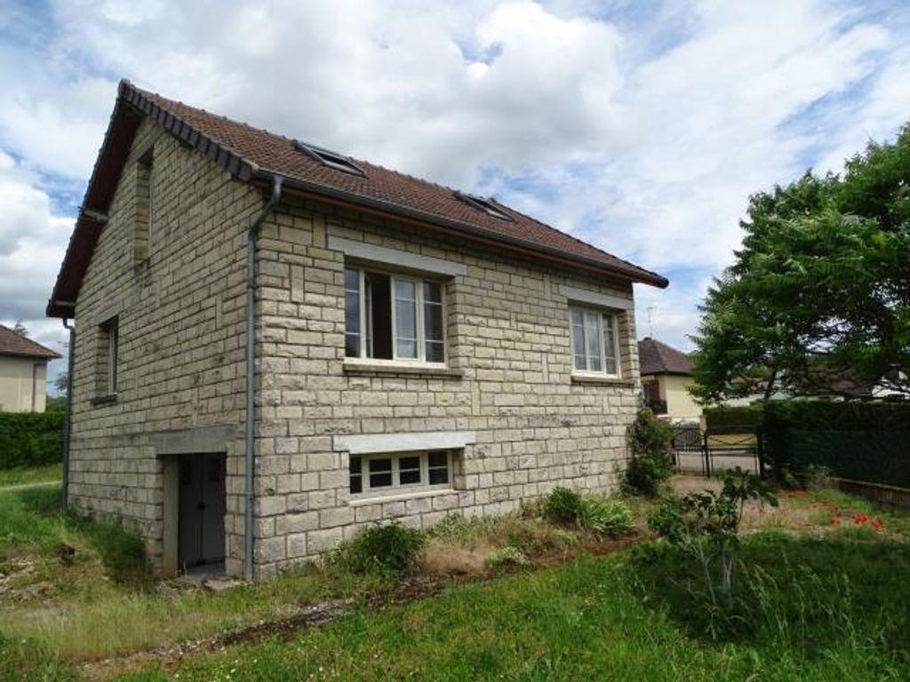 Achat maison 3chambres 85m² - Épineuil