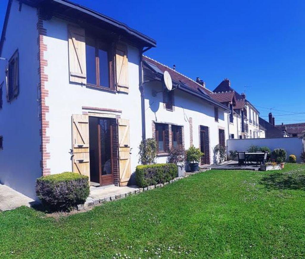 Achat maison 4chambres 157m² - Appoigny