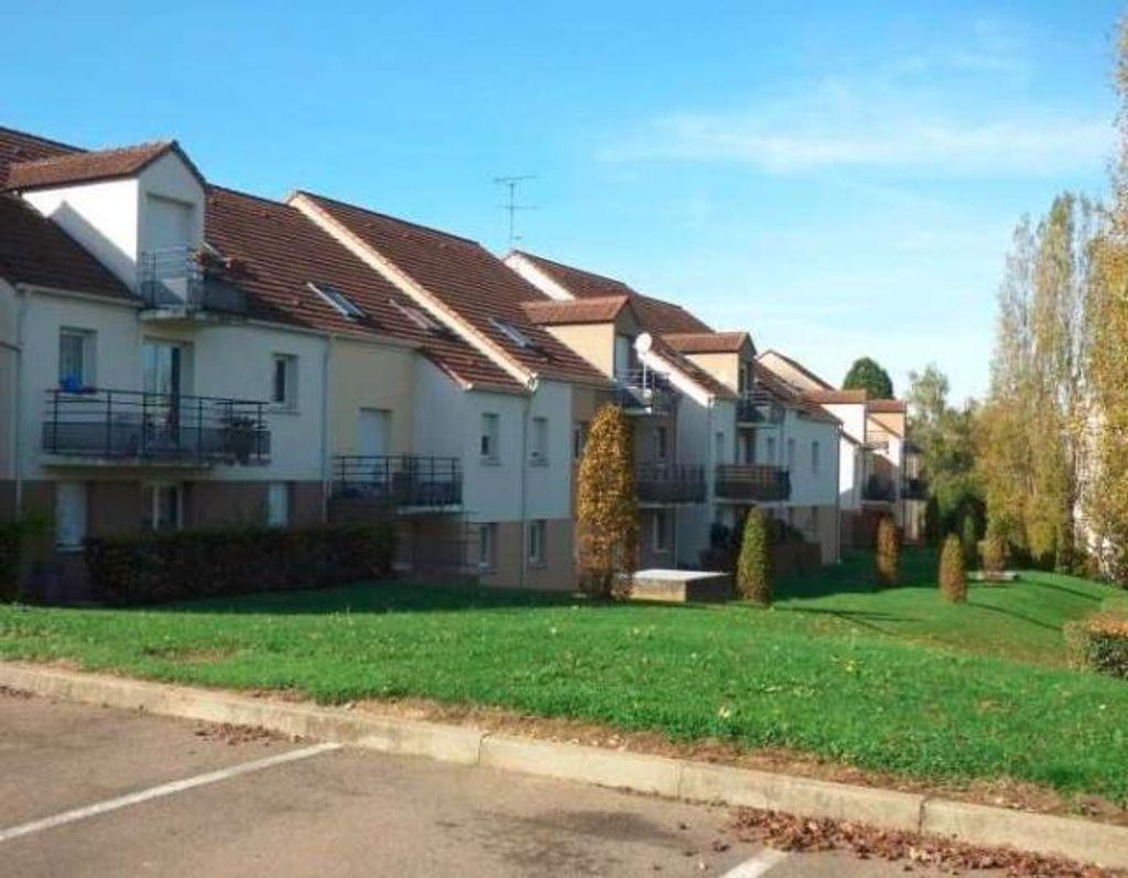 Achat appartement 3pièces 58m² - Villeneuve-sur-Yonne