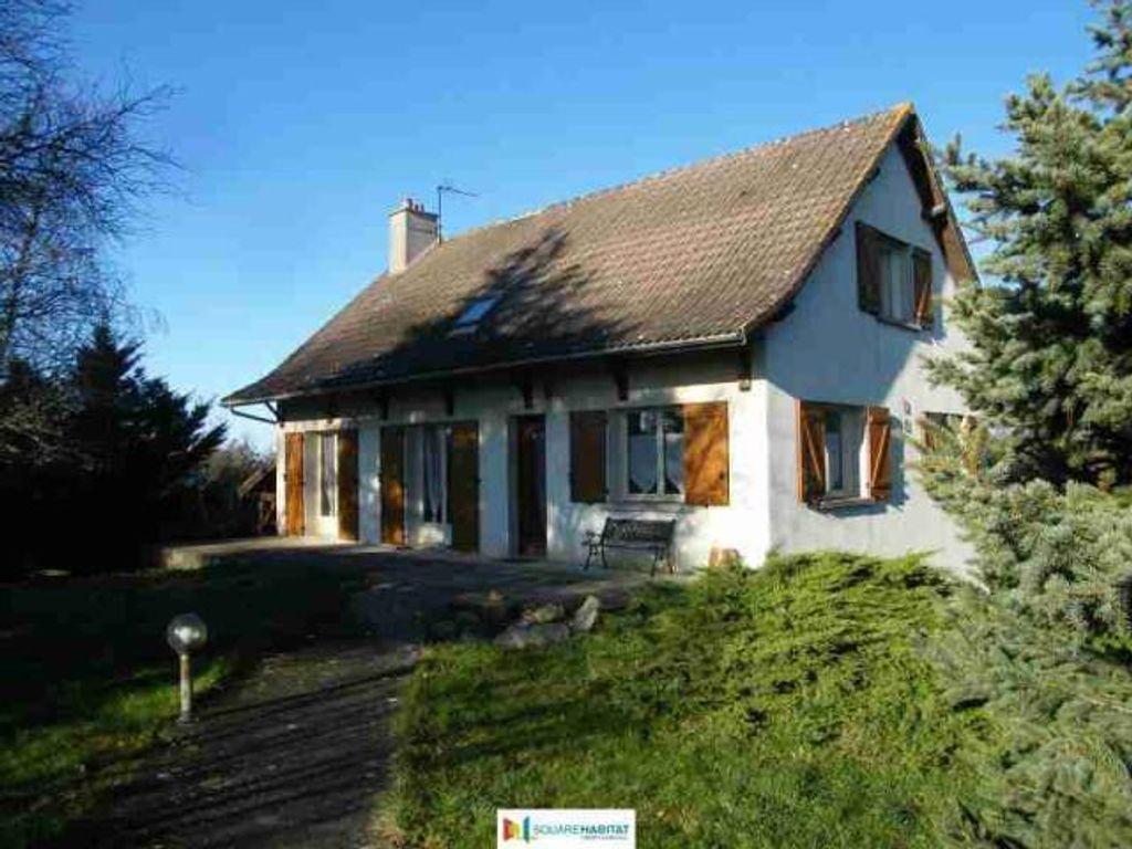 Achat maison 4chambres 138m² - Villeneuve-sur-Yonne