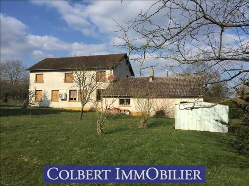 Achat maison 8chambres 180m² - Pontigny