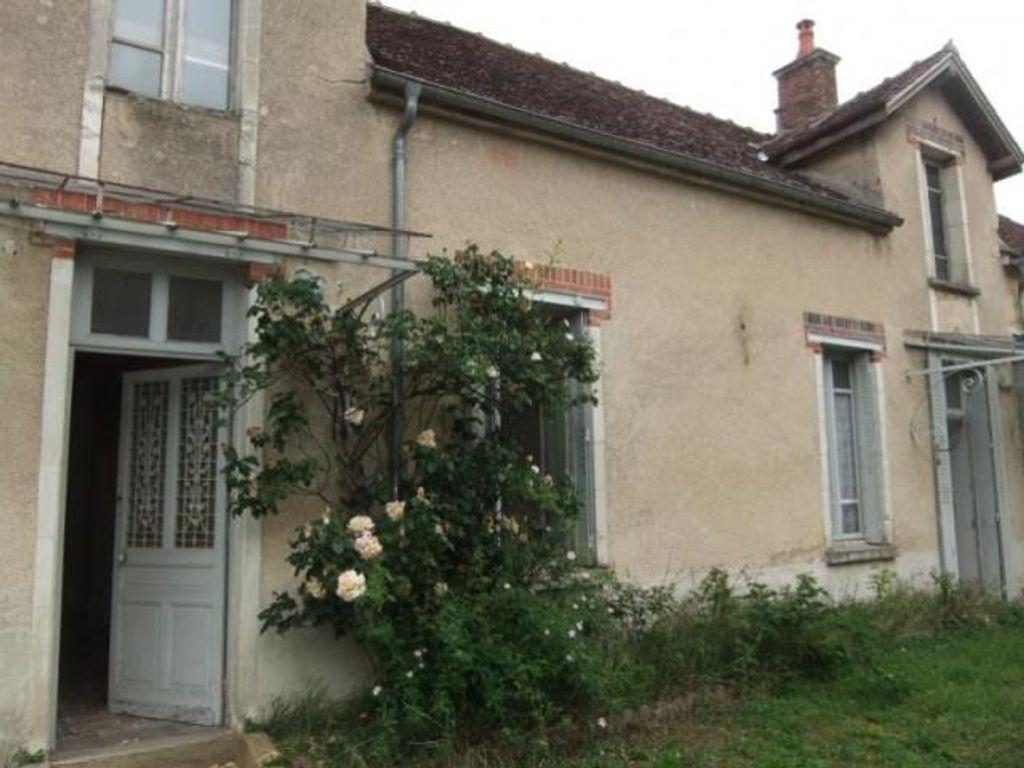 Achat maison 3chambres 105m² - Saint-Georges-sur-Baulche