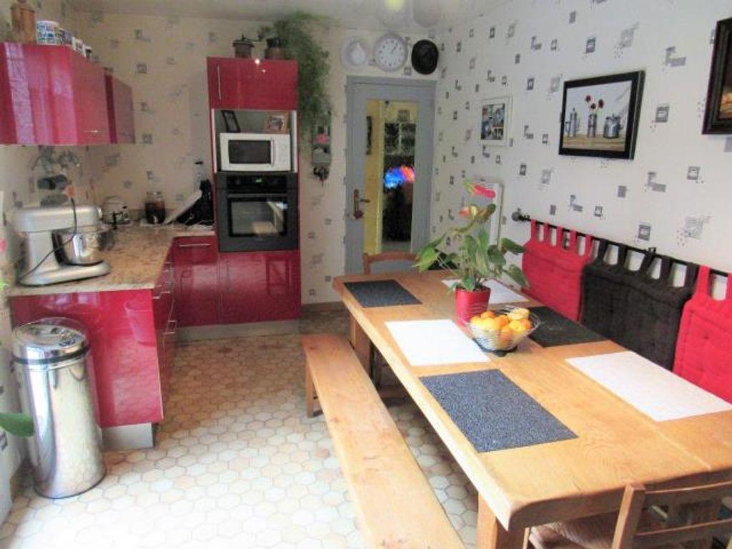 Achat maison 3chambres 130m² - Sens