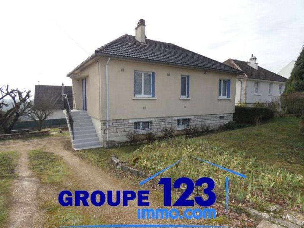 Achat maison 3chambres 96m² - Migennes
