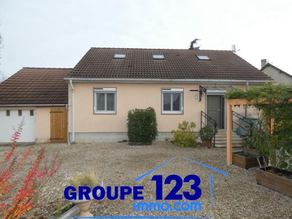 Achat maison 3chambres 100m² - Chemilly-sur-Yonne