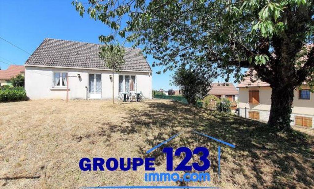 Achat maison 3chambres 85m² - Appoigny