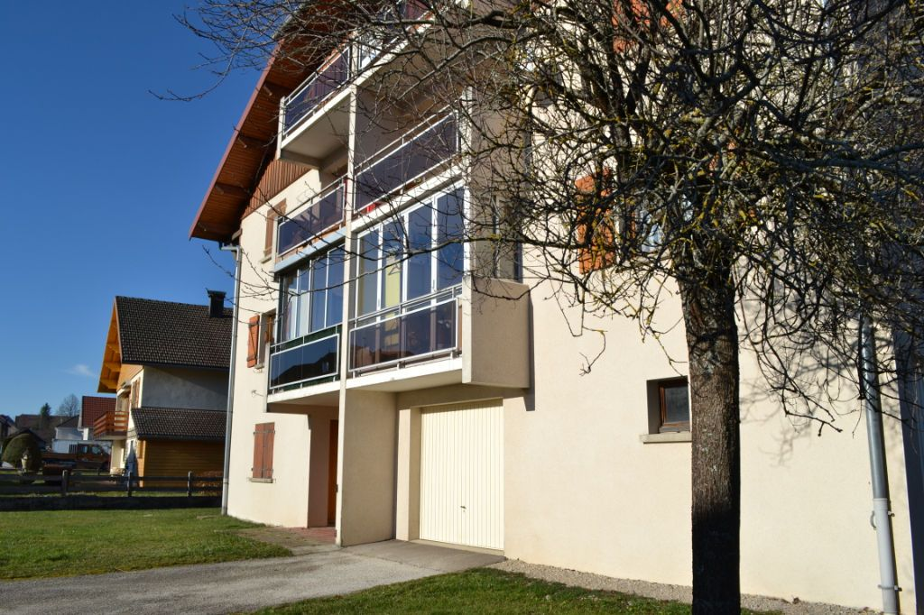Achat appartement 2pièces 48m² - Métabief