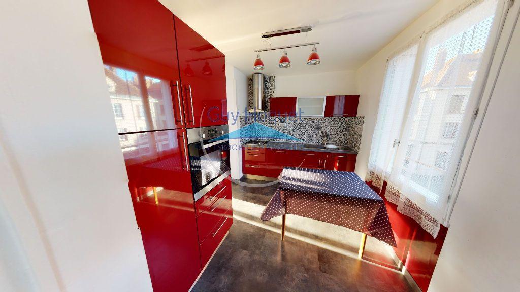 Achat appartement 3pièces 78m² - Auxerre