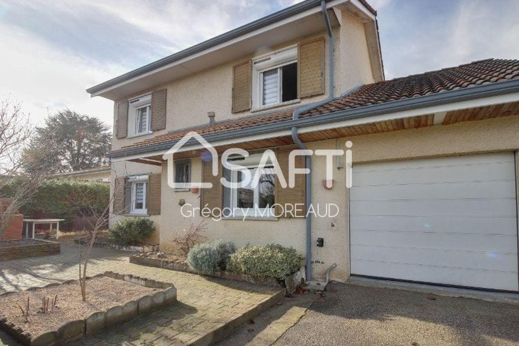 Achat maison 3chambres 104m² - Saint-André-de-Corcy