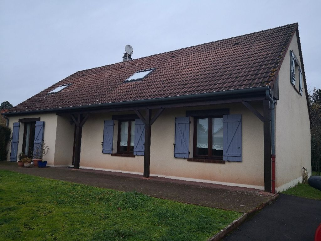 Achat maison 4chambres 156m² - Nevers