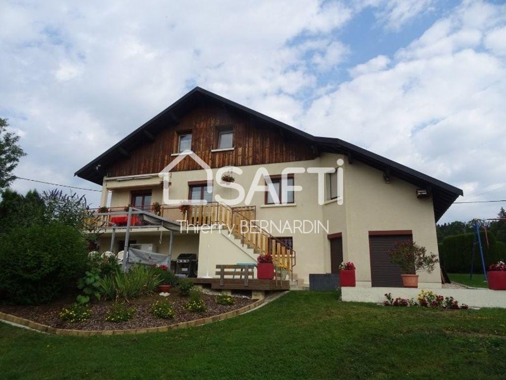 Achat maison 3chambres 150m² - Villers-le-Lac