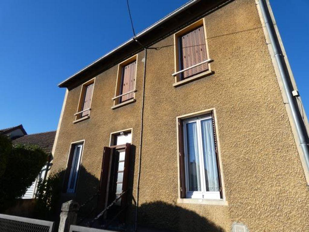 Achat maison 4chambres 136m² - Bellerive-sur-Allier