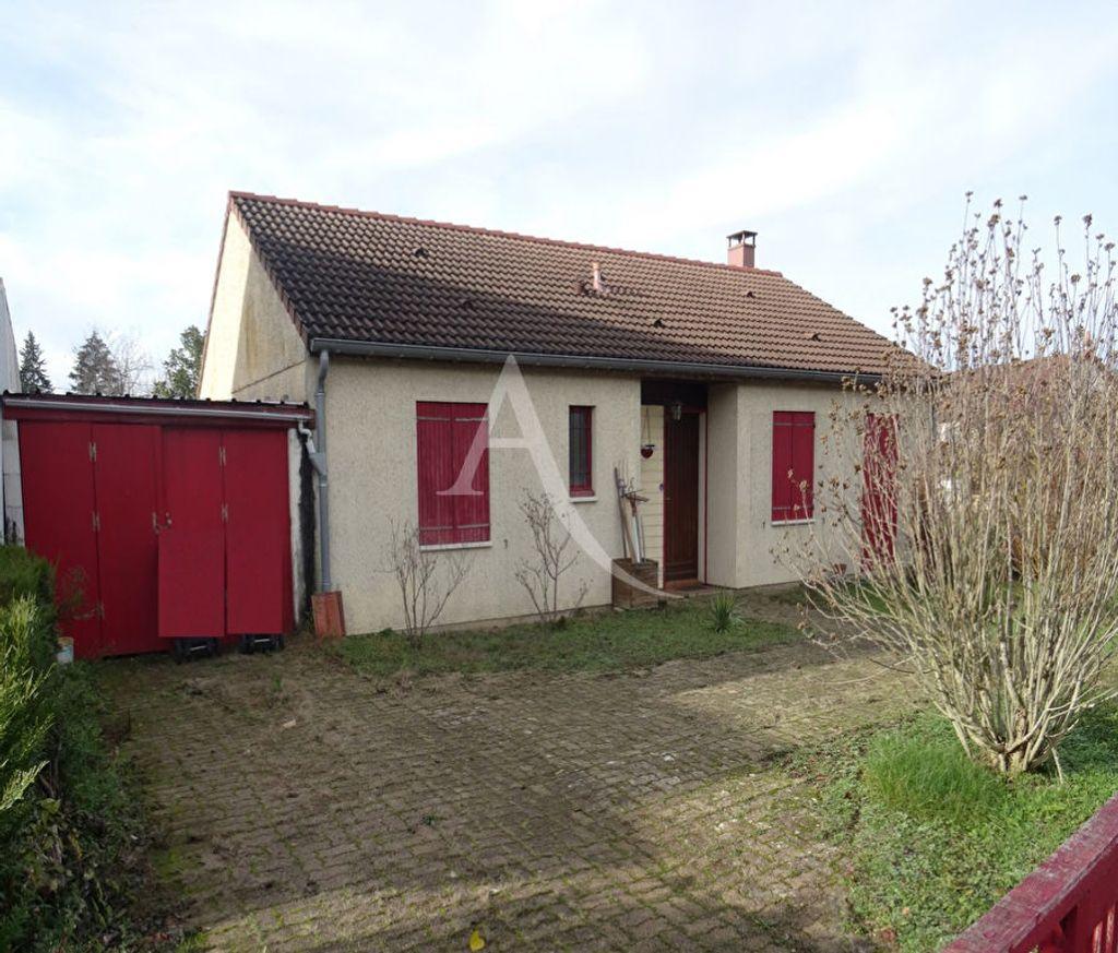 Achat maison 3chambres 99m² - Varennes-Vauzelles