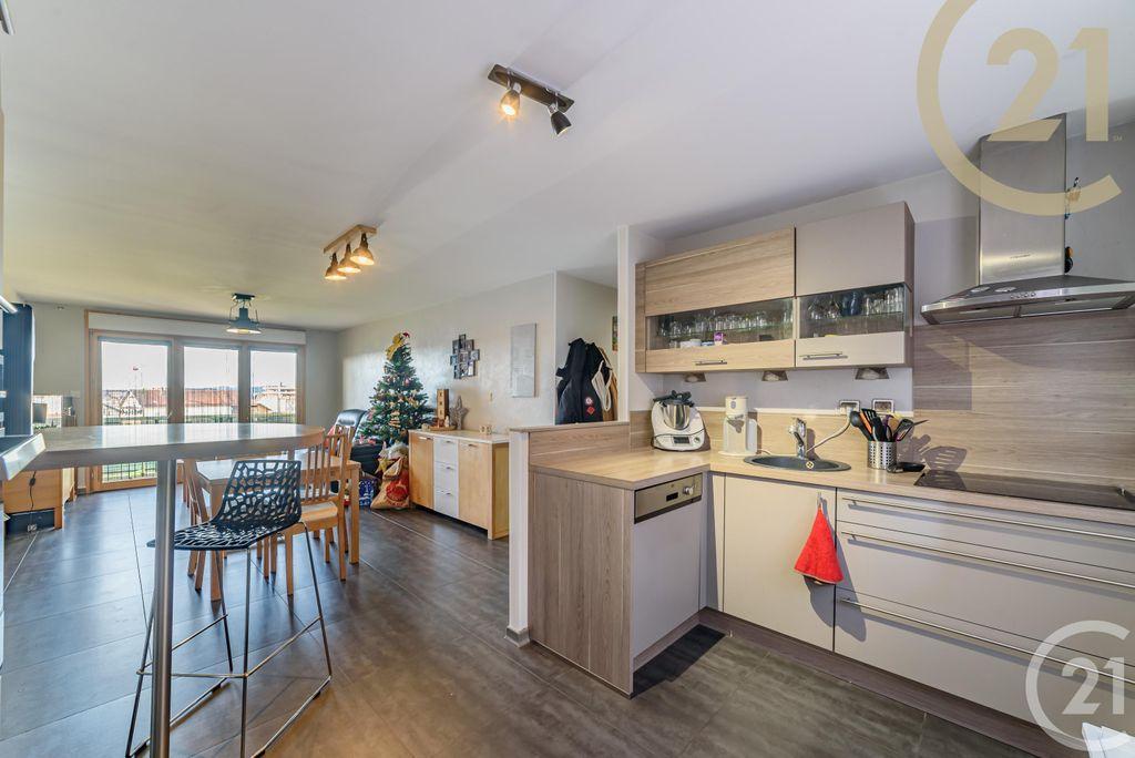 Achat appartement 3pièces 65m² - Pontarlier