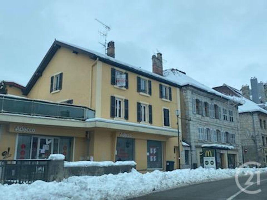 Achat duplex 5pièces 95m² - Pontarlier