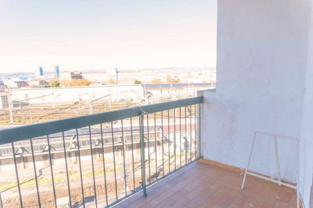 Achat studio 30m² - Marseille 1er arrondissement