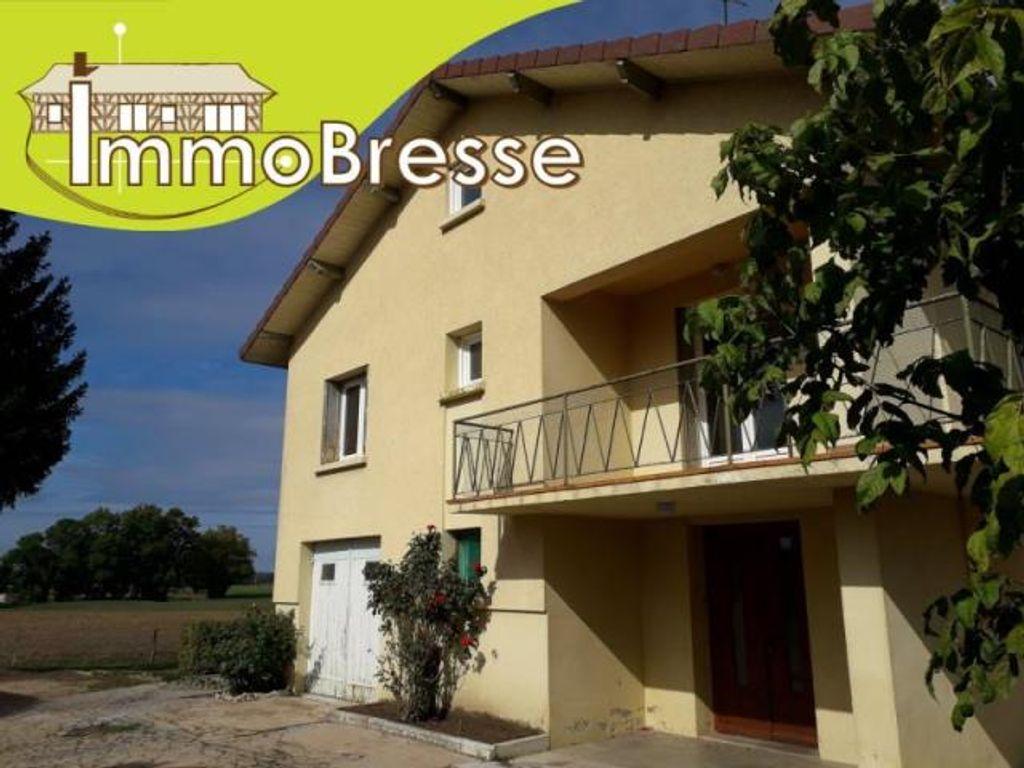 Achat maison 3chambres 110m² - Saint-Trivier-de-Courtes