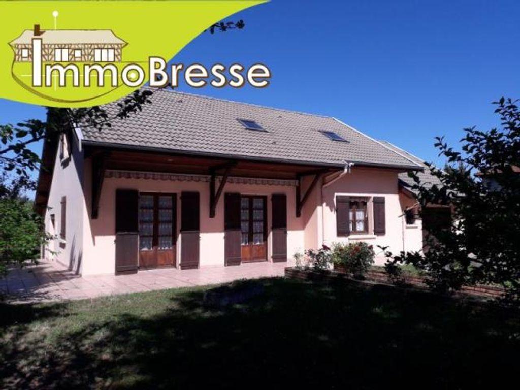 Achat maison 4chambres 172m² - Montrevel-en-Bresse