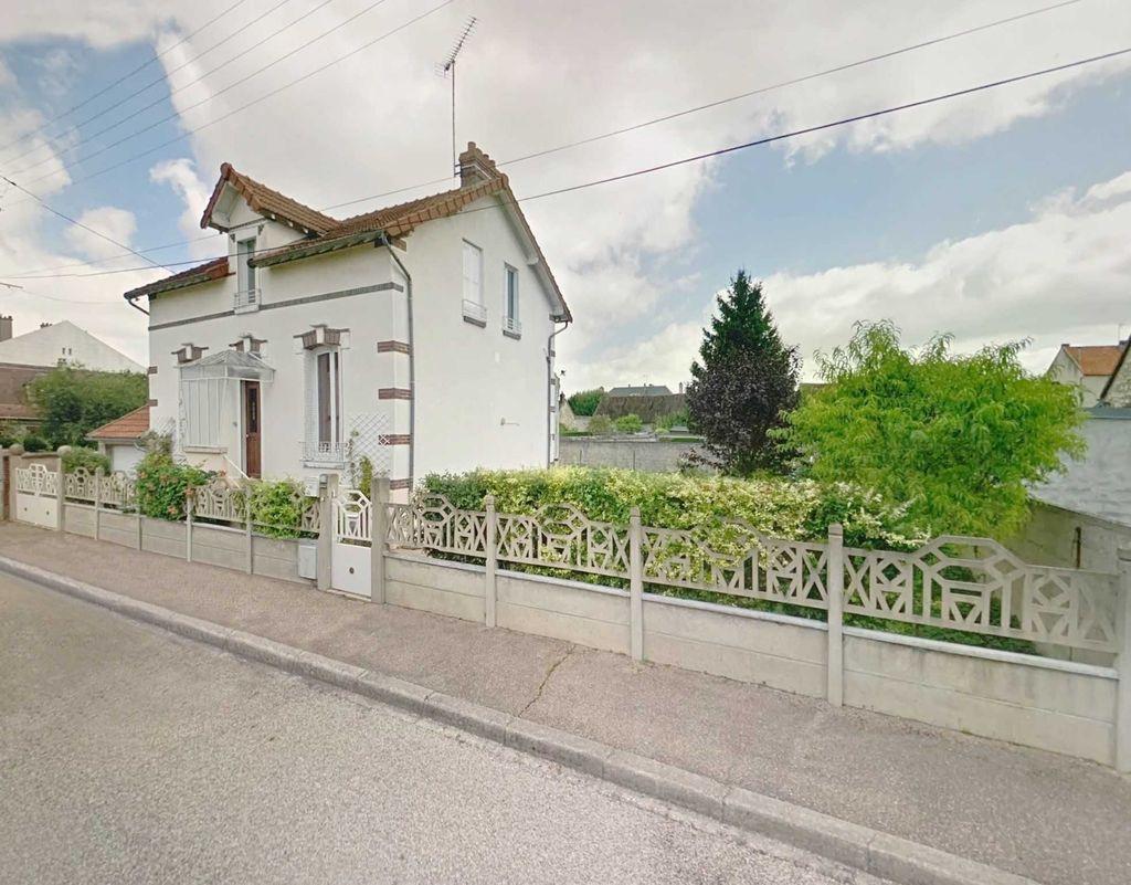Achat maison 4chambres 120m² - Migennes